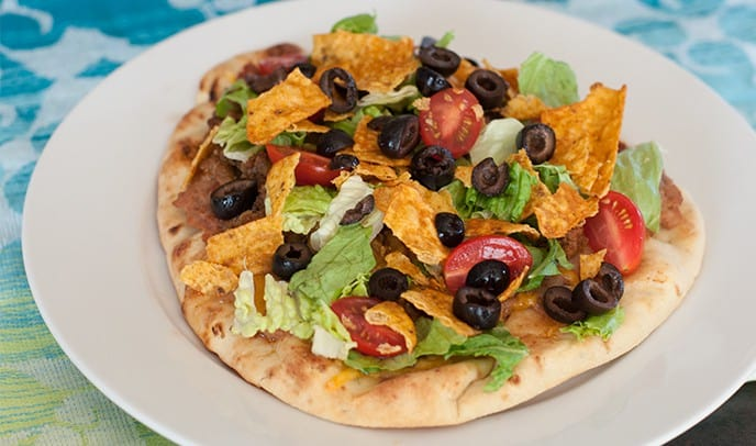 Taco Pizza Toppings