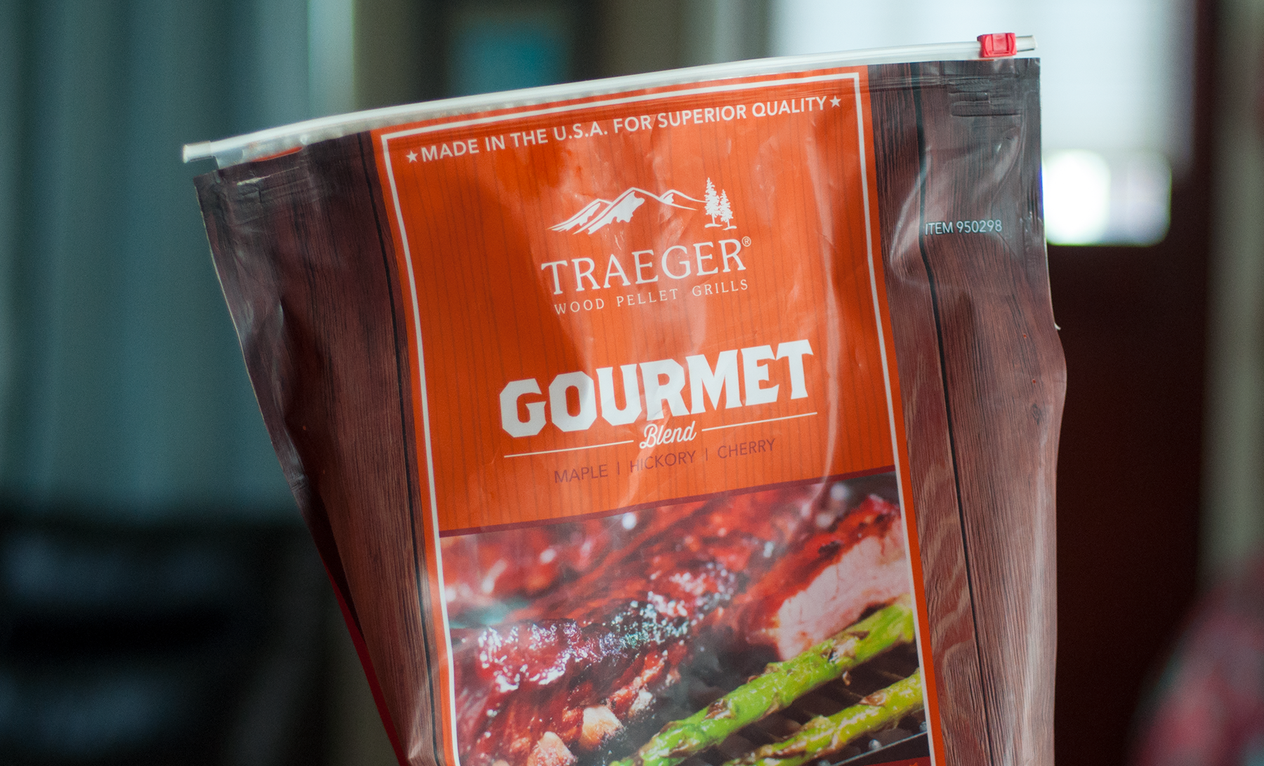 Traeger Grill pellets - feature image
