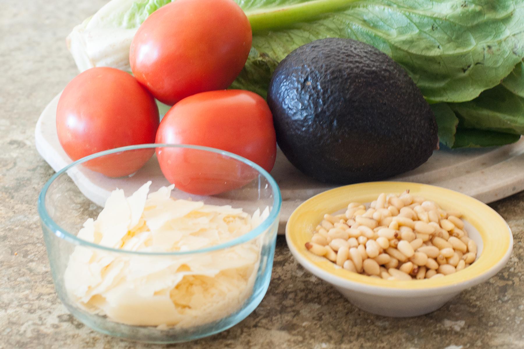 salad ingredients - feature image